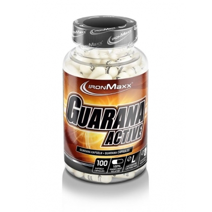 Guarana Active - 100 kapsułek