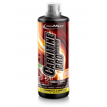 Ironmaxx L-Karnityna Pro Liquid 1000 ml