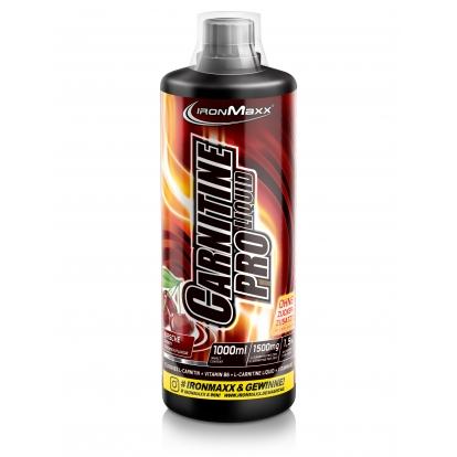 Ironmaxx L-Karnityna Pro Liquid 1000 ml