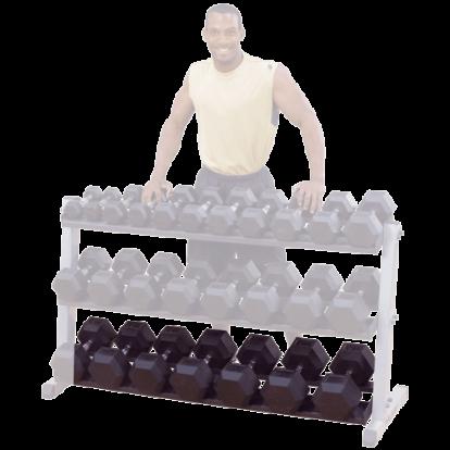 Body-Solid opcjonalna trzecia półka do stojaka...