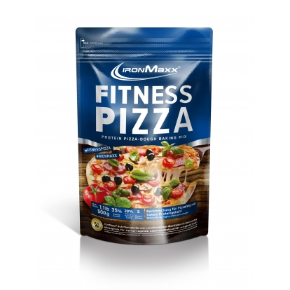 Ironmaxx Fitness Pizza 500g