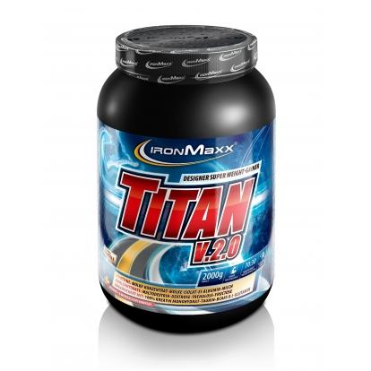 Ironmaxx Gainer Titan V2.0 2KG