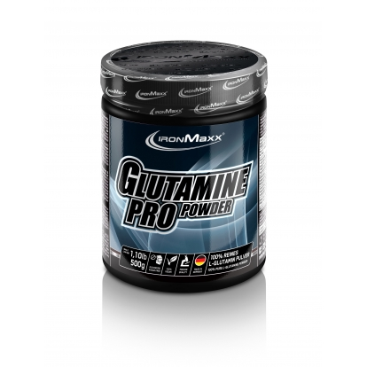 Ironmaxx Glutamina Pro Powder 500g