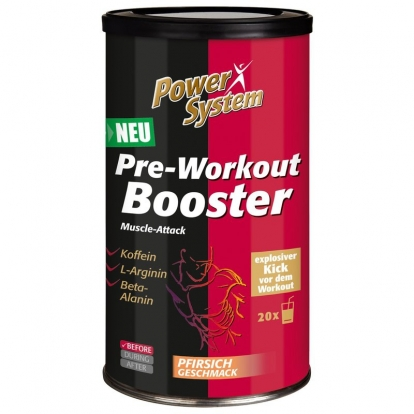 Power System Pre-workout booster 250g - przedtreningówka