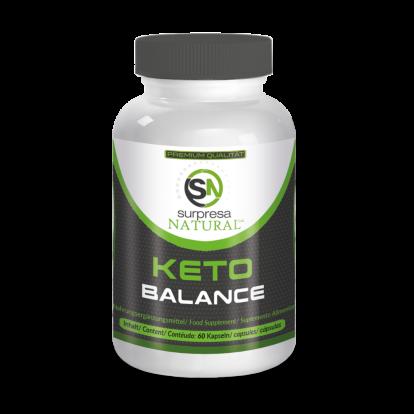 Surpresa NATURAL keto balance 60 kapsułek