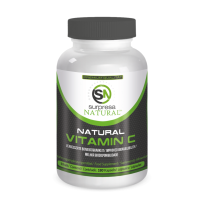 Surpresa NATURAL witamina C 180 kapsułek