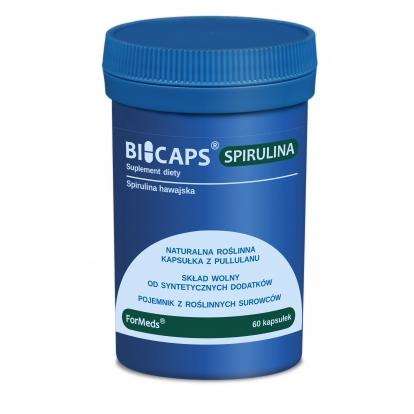 Formeds bicaps Spirulina 60 kaps.