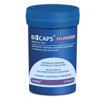 Formeds bicaps Sylimarin 60 kaps.