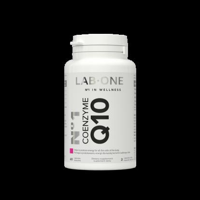 Lab One Coenzyme Q10 60 kaps.