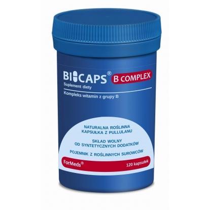 Formeds bicaps B Complex 120 kapsułek