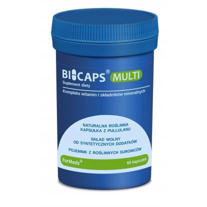 Formeds bicaps Multi - 60 kap.