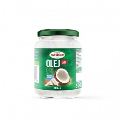 TARGROCH Olej kokosowy nierafinowany 500 ml