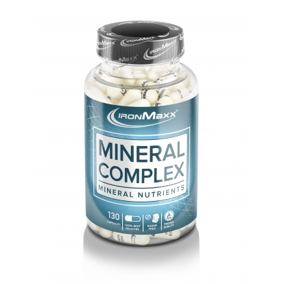 Ironmaxx Mineral Complex 130 kap.