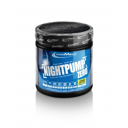 Ironmaxx Night Pump Zero 270g
