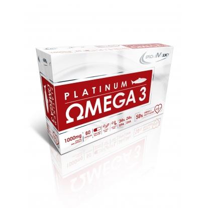 Ironmaxx OMEGA 3 Platinum 60 kap.