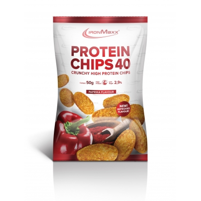 IronMaxx Protein Chips 50g