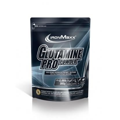 Ironmaxx Glutamina 300g
