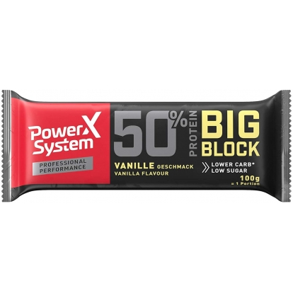 Power System Big Block baton 50% - 100 g