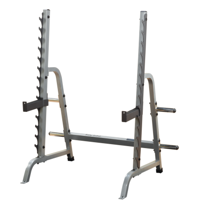 Body-Solid stojak pod sztangę z asekuracją GPR370