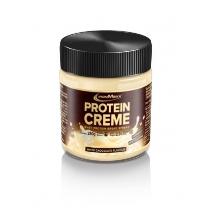 IronMaxx Protein krem 250 g szkło