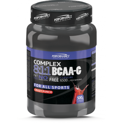 Performance BCAA-G 8:1:1 500g 41 porcji