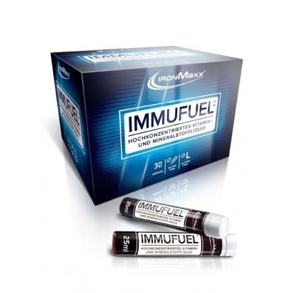 Ironmaxx Immufuel ODPORNOŚĆ wit-min - 1 amp. 25ml