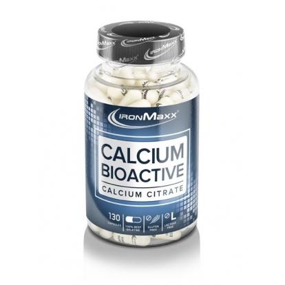 Iromnaxx Calcium Bioactive - Wapń 130 kapsułek