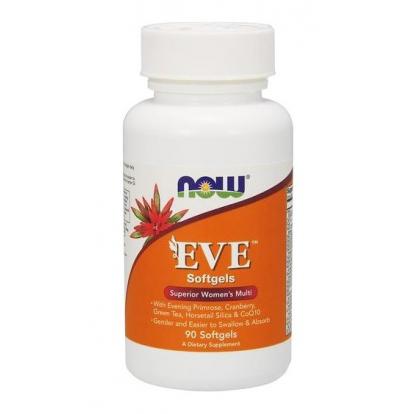 Now Foods EVE 90 kapsułek - Witaminy dla kobiet