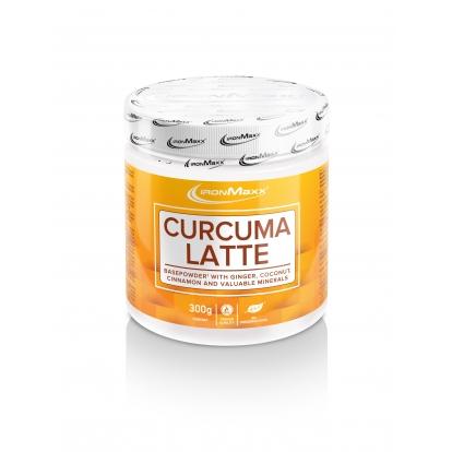 Ironmaxx Kurkuma Latte 300g