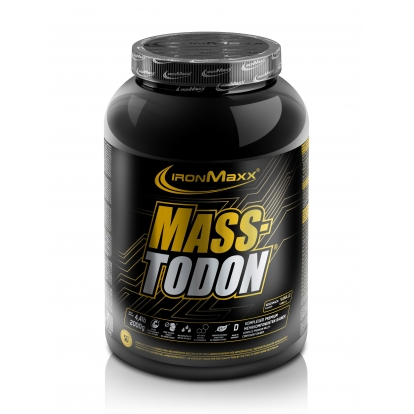 Ironmaxx Masstodon Gainer 2000g