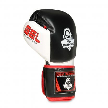 Bushido Rękawice bokserskie treningowe z...
