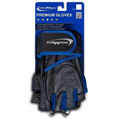 Ironmaxx Rękawice treningowe Premium