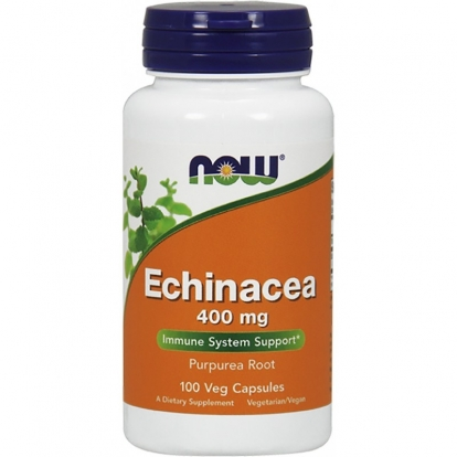 Now foods Echinacea 400 mg 10 weg. kaps.