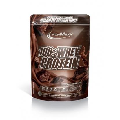 Ironmaxx 100% Whey Protein białko 500g - Edycja...