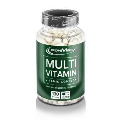 Ironmaxx Multivitamin- Witaminy 130 kap.