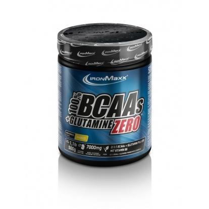 Ironmaxx BCAA + Glutamina 500g