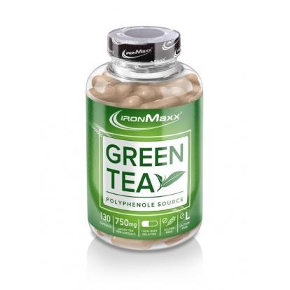 Ironmaxx Green Tea- Zielona herbata 130 kapsułek