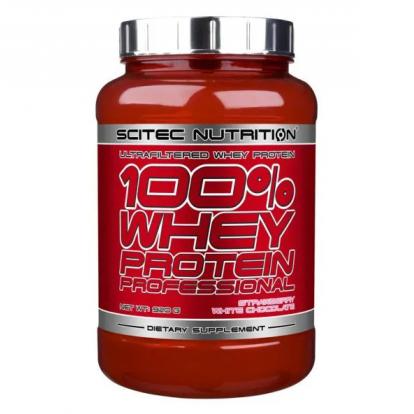 SCITEC 100% WHEY PROFESSIONAL - Białko 920g