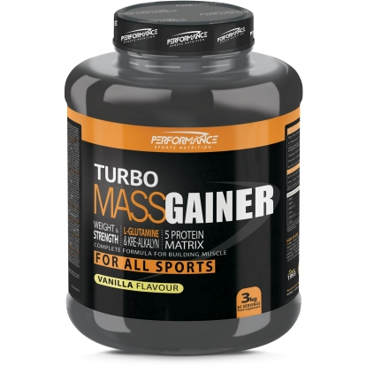 Performance Turbo Mass Gainer 3 kg