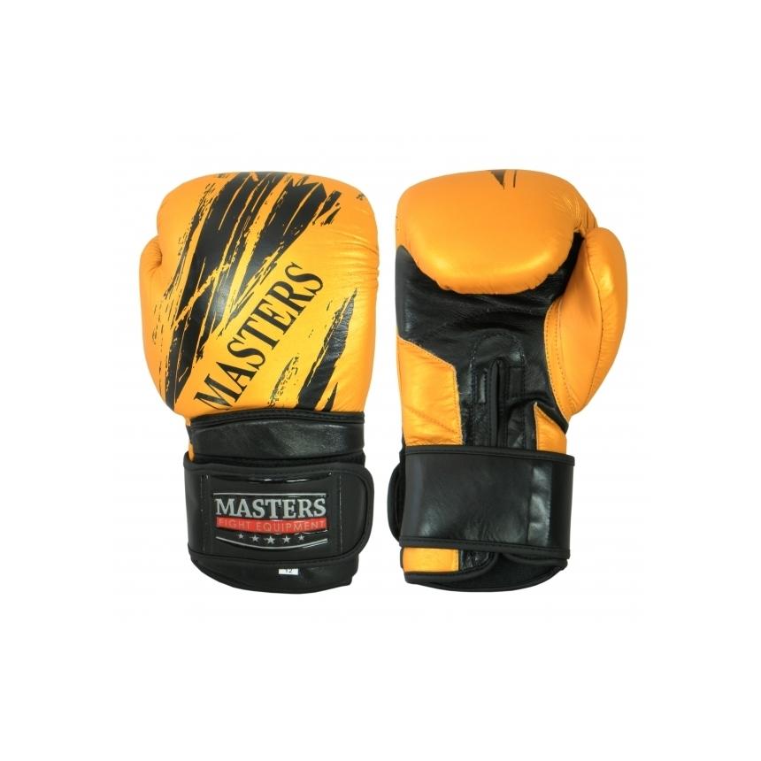 Rękawice bokserskie MASTERS - RBT-9 12 oz