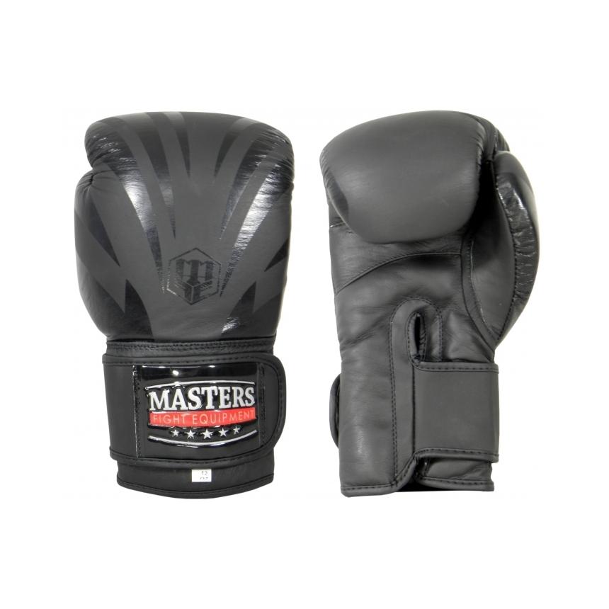 Rękawice bokserskie skórzane RBT-MATT 12 oz
