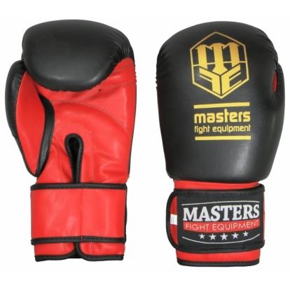 Rękawice bokserskie MASTERS - RPU-3