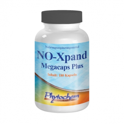 Phytochem NO-Xpand 180 kap. termin 15.05.2020