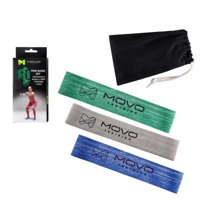 Movo Training Mini Band Set Plus