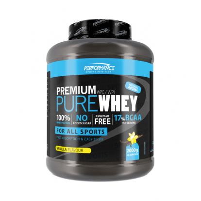 Performance Premium Pure Whey 2000 g