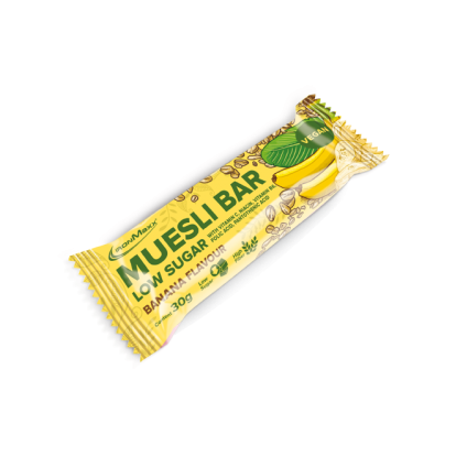 Ironmaxx batonik musli wegański 30g