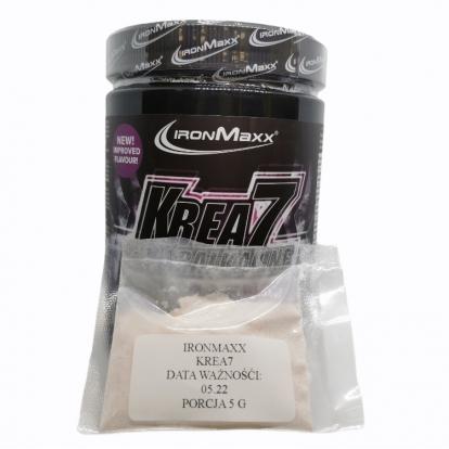Ironmaxx Krea7 stak kreatynowy 10 g