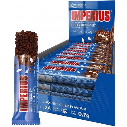 Ironmaxx Imperius baton 36% białka- 24 x 45g...