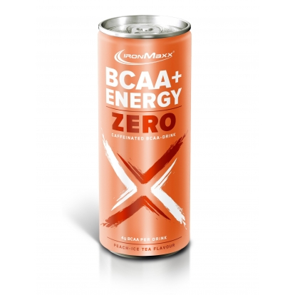Ironmaxx BCAA Energy drink 330ml