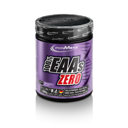Ironmaxx 100% EAAs Zero 500 g